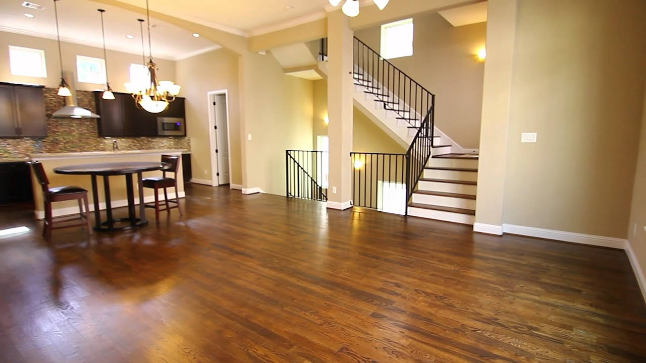 Drake homes 1025 b w 21 street houston texas youtube for Drake homes