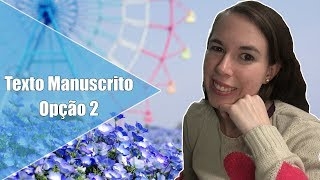 Video Efeito Texto Manuscrito 2- Por Aline Rodrigues download MP3, 3GP, MP4, WEBM, AVI, FLV Agustus 2018