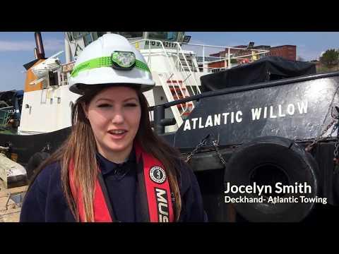 Tugboat Careers For Women In Atlantic Canada