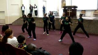 YPG - Awesome God(He Reigns) Dance Performace