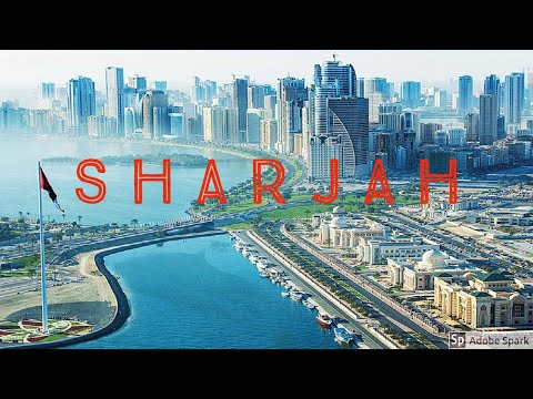 #Sharjah City Tour October 2019 🔥 4K ULTRA HD 🔥 Sightseeing, Bird Market, Rolla & Culture Square