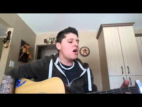 Jason aldean tryin to love me (cover) sly caissie
