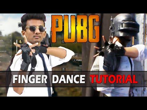 How To Do The PUBG Finger Dance   Dance Tutorial by Nishant Nair   Dance FreaX