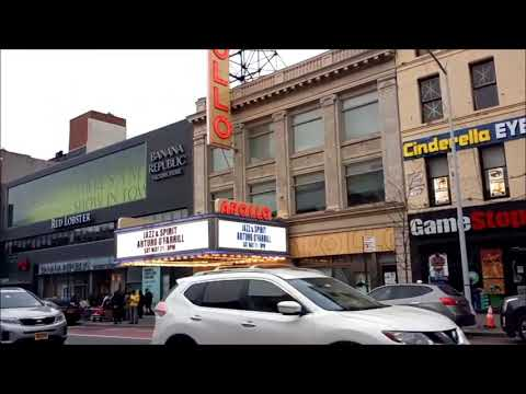 Harlem Gentrification by Denise Hall