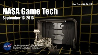 Telexploration: How video game technologies can take NASA to the next level