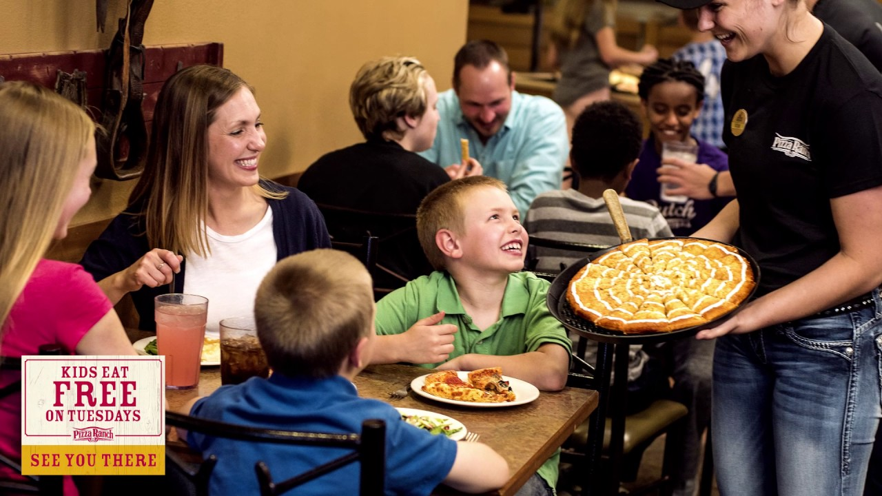 26+ Pizza Ranch Kids Eat Free  PNG
