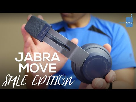 Subtle Tweaks Add Value to Jabra Move Style Edition