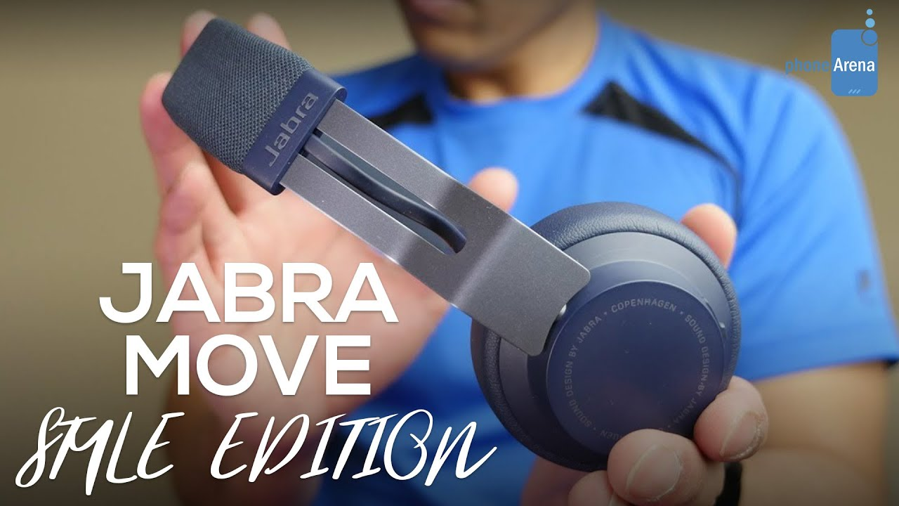 Subtle Tweaks Add Value To Jabra Move Style Edition Youtube