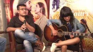 Interviews With Singer Jasleen Royal and Shashwat Singh For Film Phillauri