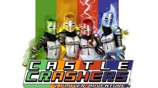 KNIGHTS OF DOOM - Castle Crashers