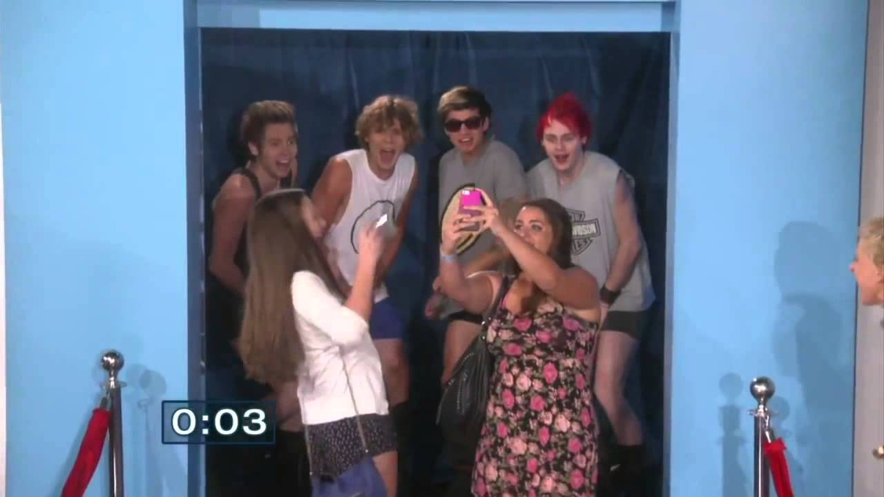 5 seconds with 5 seconds of summer on the ellen show legendado pt 5 seconds with 5 seconds of summer on the ellen show legendado pt br youtube m4hsunfo