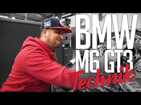 JP Performance - Der BMW M6 GT3 | Technik