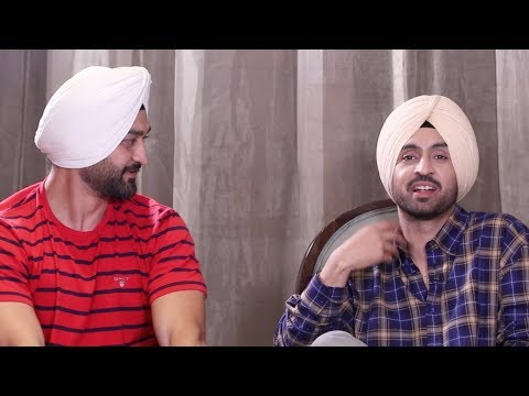 Diljit Dosanjh & Sandeep Singh | It's a Wrap with Parul Sharma