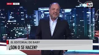 Basta Baby - Baby Etchecopar - Programa completo (23/04/19)