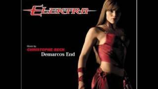 Christophe Beck - Demarcos End (Elektra Soundtrack)