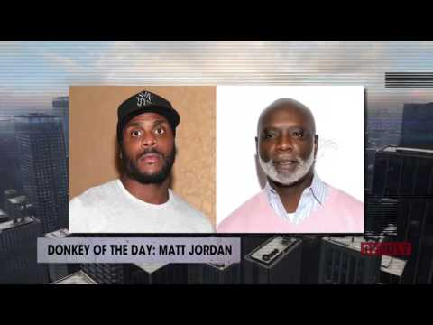 Matt Jordan | Donkey Of The Day