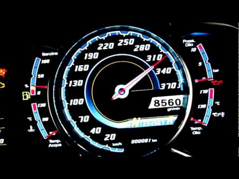 Lamborghini Aventador lp 700-4 Top Speed - First time on pubblic ...