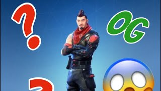 Top 5 Fortnite skins that you didn't no were OG