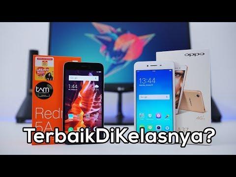 Xiaomi Redmi 5A Vs OPPO A37 Indonesia! - Kalah jauh?