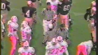 1992 # 18 Tennessee vs Vanderbilt