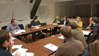 La FDSEA et les JA Sarthe reçus par Nicolas Hulot