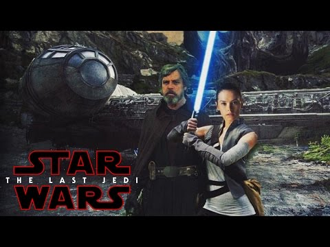Star Wars Episode 8 The Last Jedi  - Rey's Parents Are Not Important?