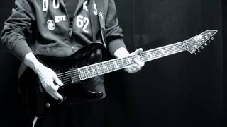 slipknot the blister exists guitar cover