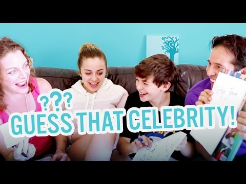 Guess That Celebrity! Girls on Social...