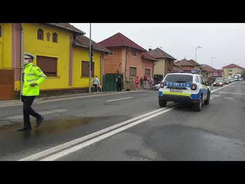 Accident rutier în