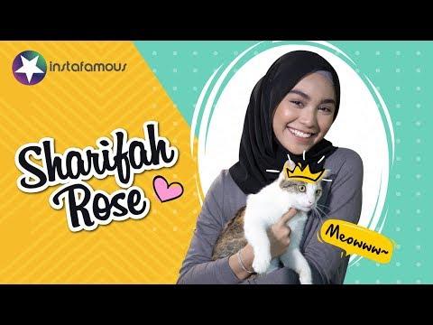 Hello Si Cantik Manis Sharifah Rose - INSTAFAMOUS