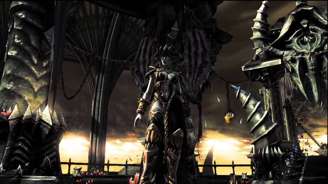 Darksiders 2  Guardian Boss Music  YouTube