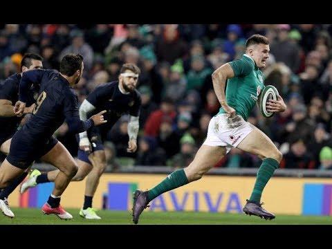 Irish Rugby TV: Ireland v Argentina - GUINNESS Series Highlights