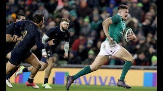 Irish Rugby TV: Ireland v Argentina - GUINNESS Series Highlights