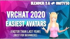 VRChat Avatar Creation Tutorial 2020