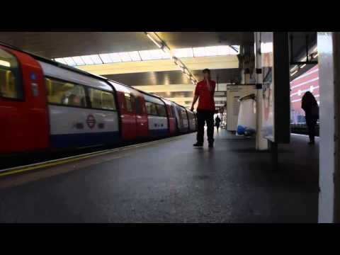 20 minutes with the Jubilee and Metropolitan lines at Finchley Road