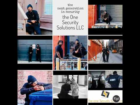 The One Security Solutions Llc Wedding Services