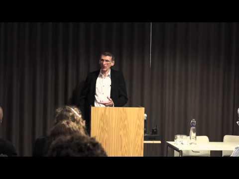 Edward Adamson Festival: scART Panel, part 1
