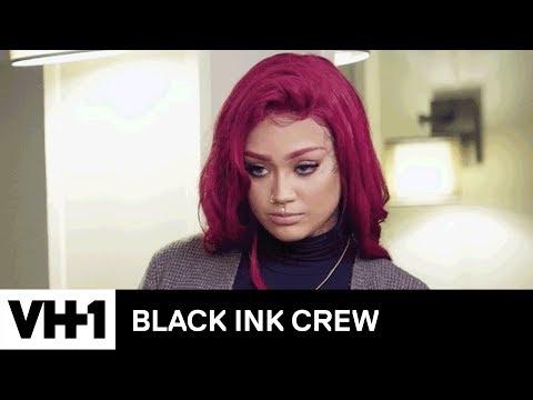 Donna & Alex's Arrival Sets Ceaser Off | Black Ink Crew