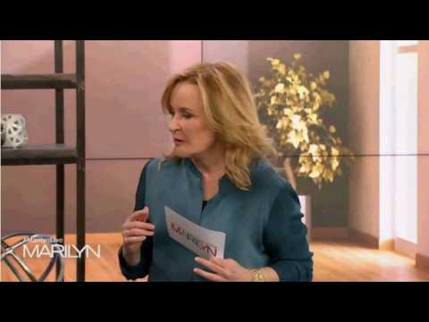 The Marilyn Dennis Show Decorating A Small Space With