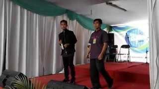 Hawari - Akhir Zaman with Tashiru - Kembali Cover Guru SDIT Istiqomah Lembang