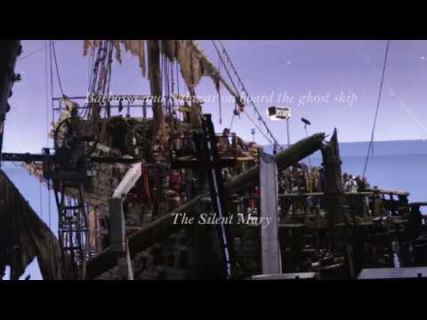 Pirates of the Caribbean: Dead Men Tell No Tales - Barbossa and Salazar join forces?