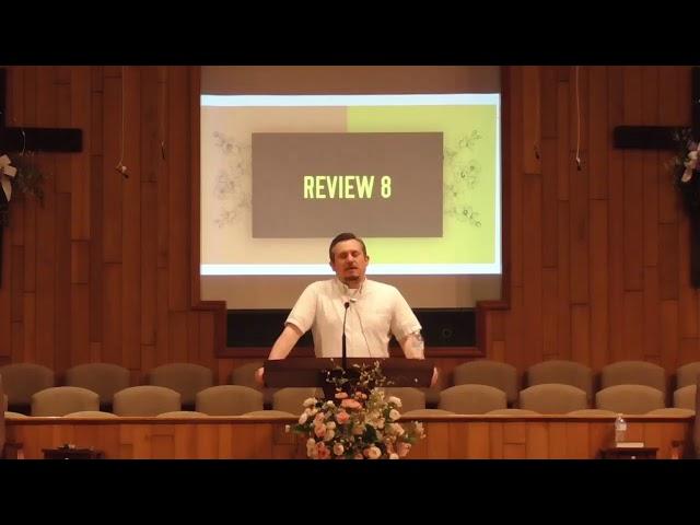 Revelation Review 4-7