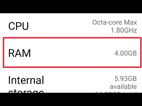 How To Clean Ram In Redmi 4A,5A | Note 5 Pro | & 6,7 Pro