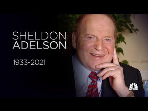 Las Vegas Sands Founder Sheldon Adelson Dead At 87