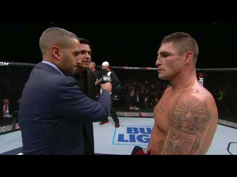 Fight Night Mexico City: Diego Sanchez Octagon Interview