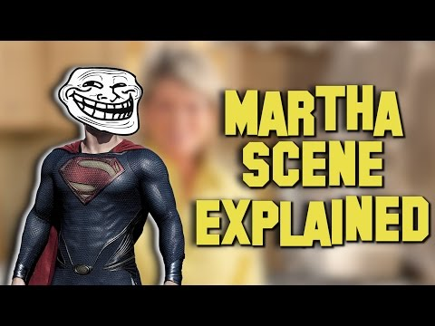 The Martha Scene Explained | Batman V Superman