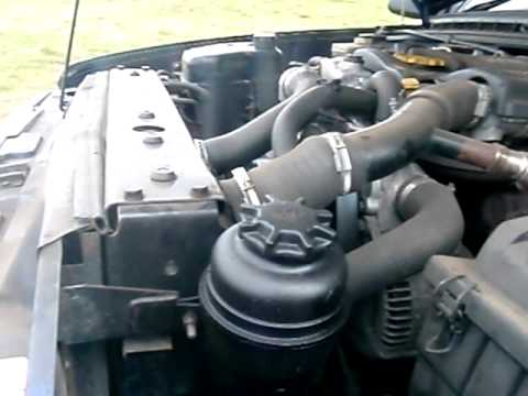 Land rover discovery 300tdi engine sound  YouTube