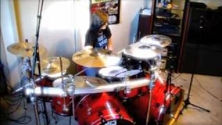 Bad Romance - A Smile From the Trenches ( Drum Cover )