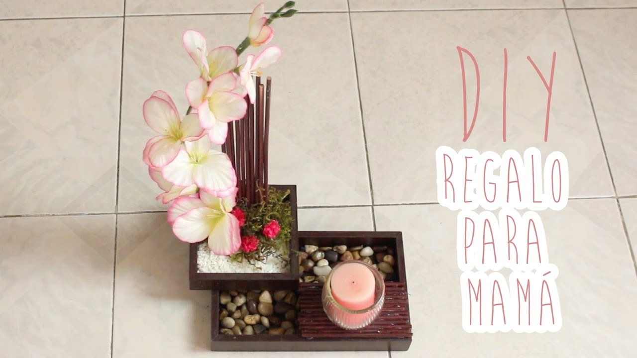 diy regalo da de la madre jimena aguilar youtube