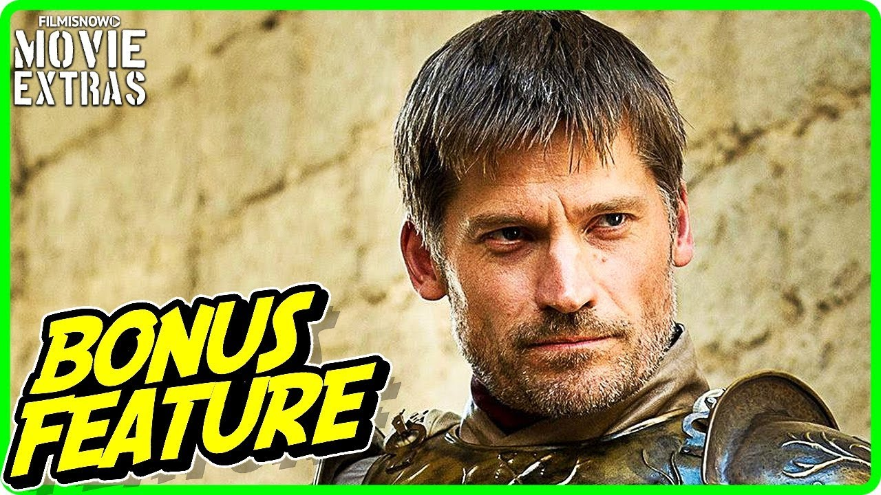 GAME OF THRONES | Nikolaj Coster-Waldau on Playing Jaime Lannister Featurette (HBO)